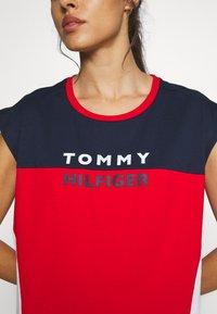 Tommy Hilfiger - BOLD - Koszula nocna - red glare - 4