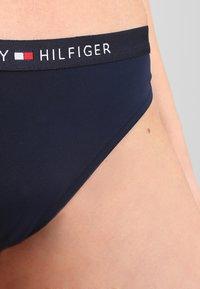 Tommy Hilfiger - CORE SOLID LOGO CLASSIC - Bikinibroekje - blue - 4