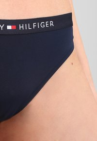Tommy Hilfiger - CORE SOLID LOGO CLASSIC - Bikiniunderdel - blue - 4