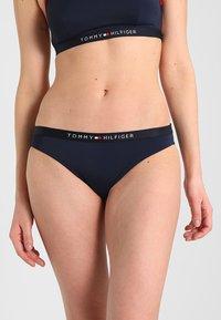 Tommy Hilfiger - CORE SOLID LOGO CLASSIC - Bikiniunderdel - blue - 0