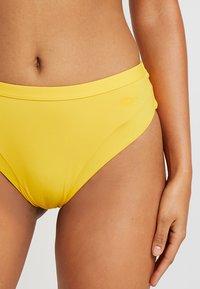 Tommy Hilfiger - ZENDAYA BRAZILIAN - Bikiniunderdel - spectra yellow - 4