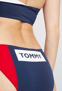 Tommy Hilfiger - BOLD CLASSIC - Bikinibroekje - tango red - 5