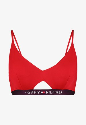 BRALETTE - Bikinitop - tango red