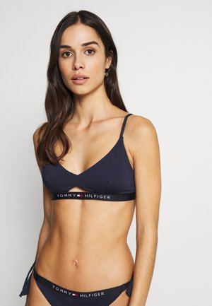 BRALETTE - Bikinitop - pitch blue