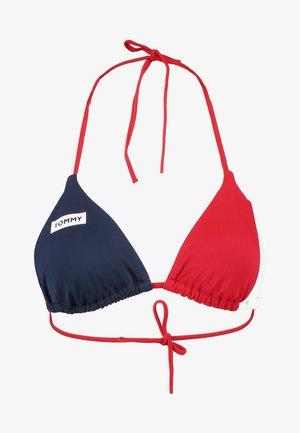 BOLD - Bikinitop - tango red