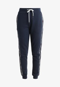 Tommy Hilfiger - AUTHENTIC TRACK PANT  - Spodnie od piżamy - blue - 4