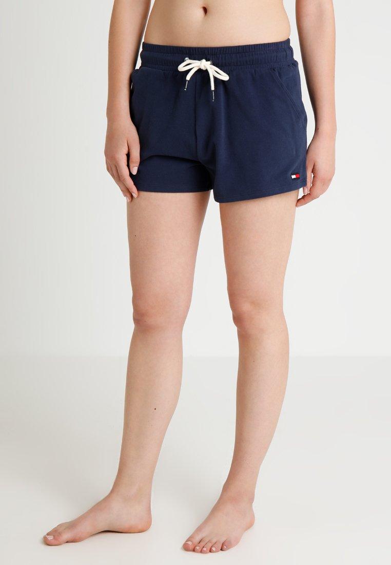Tommy Hilfiger - SHORT - Nattøj bukser - blue