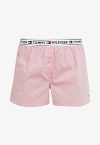 Tommy Hilfiger - AUTHENTIC SHORT - Nattøj bukser - rose of sharon - 3