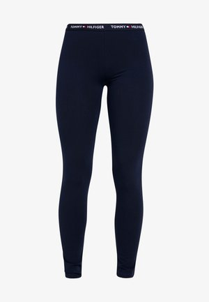 SLEEP LEGGING - Pyjamasbukse - navy blazer