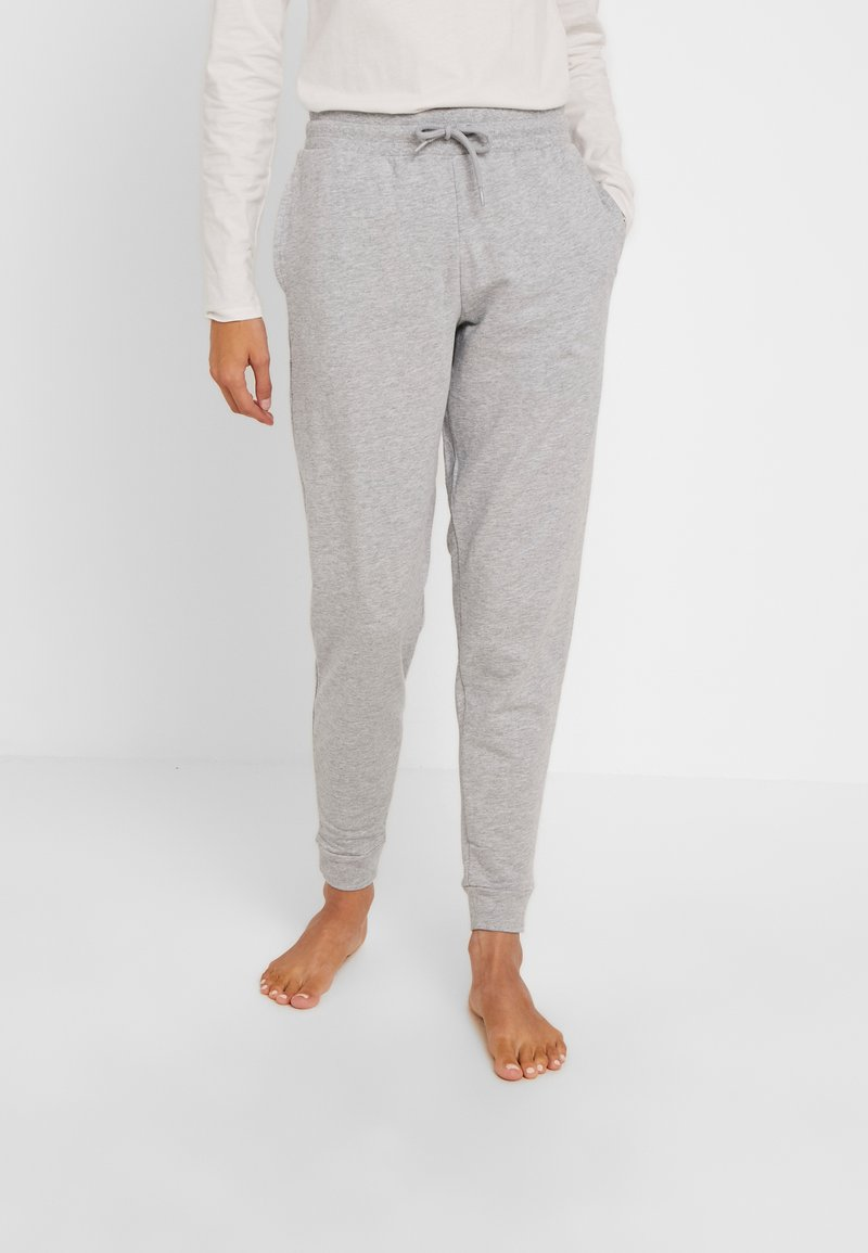 Tommy Hilfiger - ORIGINAL TRACK PANT - Pyjamabroek - grey heather