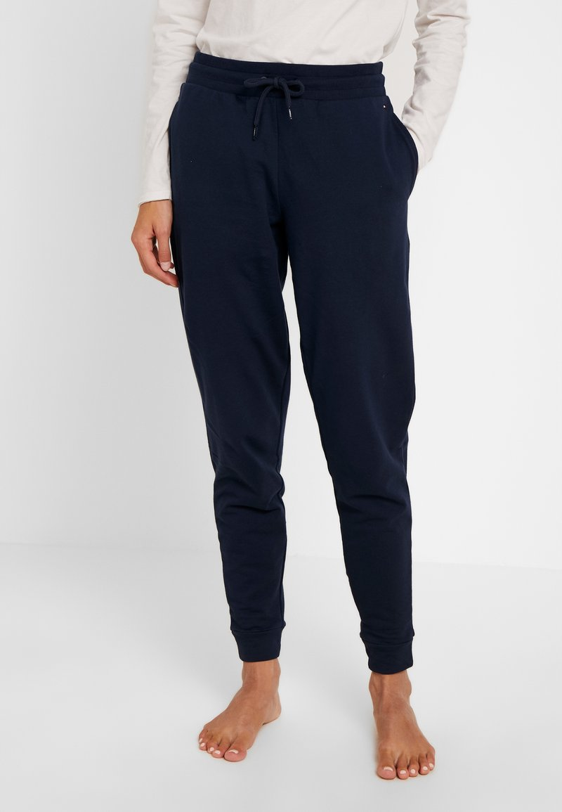 Tommy Hilfiger - ORIGINAL TRACK PANT - Pyjamasbukse - navy blazer