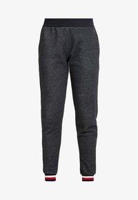 Tommy Hilfiger - MODERN STRIPE TRACK PANT - Pyjamasbukse - dark grey - 3