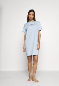 Tommy Hilfiger - ORIGINAL DRESS  - Nightie - cashmere blue - 0