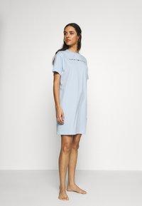 Tommy Hilfiger - ORIGINAL DRESS  - Nightie - cashmere blue - 1