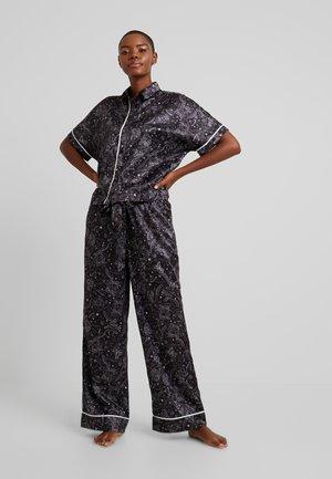 XZENDAYA CONSTELLATION SET - Pyjama set - black