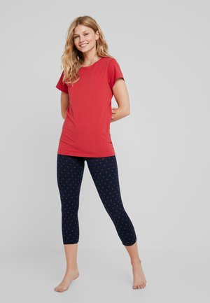 ORIGINAL LEGGING SET - Pyžamo - cardinal/navy blazer