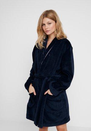 SLEEP FLUFFY ROBE - Peignoir - navy blazer
