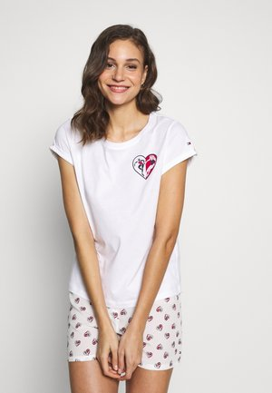 WOMENS DAY - Pyjama set - classic white