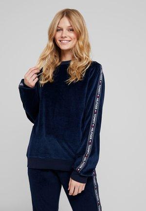 AUTHENTIC - Pyjamasoverdel - navy blazer