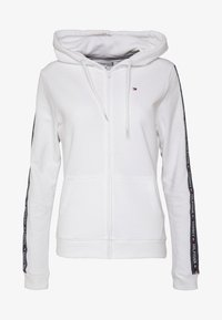 Tommy Hilfiger - AUTHENTIC HOODY - Sudadera con cremallera - classic white - 3