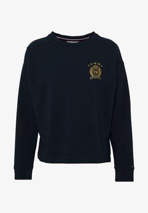 Pyjamasoverdel - navy blazer