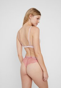 Tommy Hilfiger - BRAZILIAN - Slip - dusty rose - 2