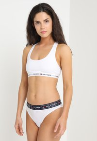 Tommy Hilfiger - AUTHENTIC THONG - String - white - 1