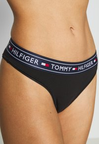 Tommy Hilfiger - AUTHENTIC THONG - String - black - 4