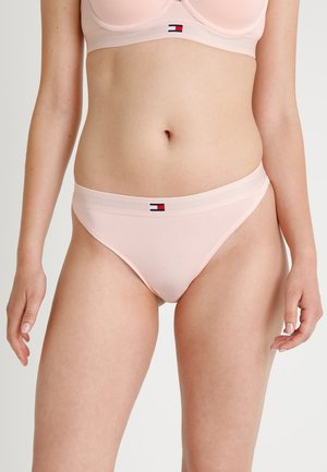 HIGH LEG BRAZILIAN - Figi - pink