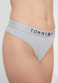 Tommy Hilfiger - ORIGINAL THONG - String - grey heather - 4