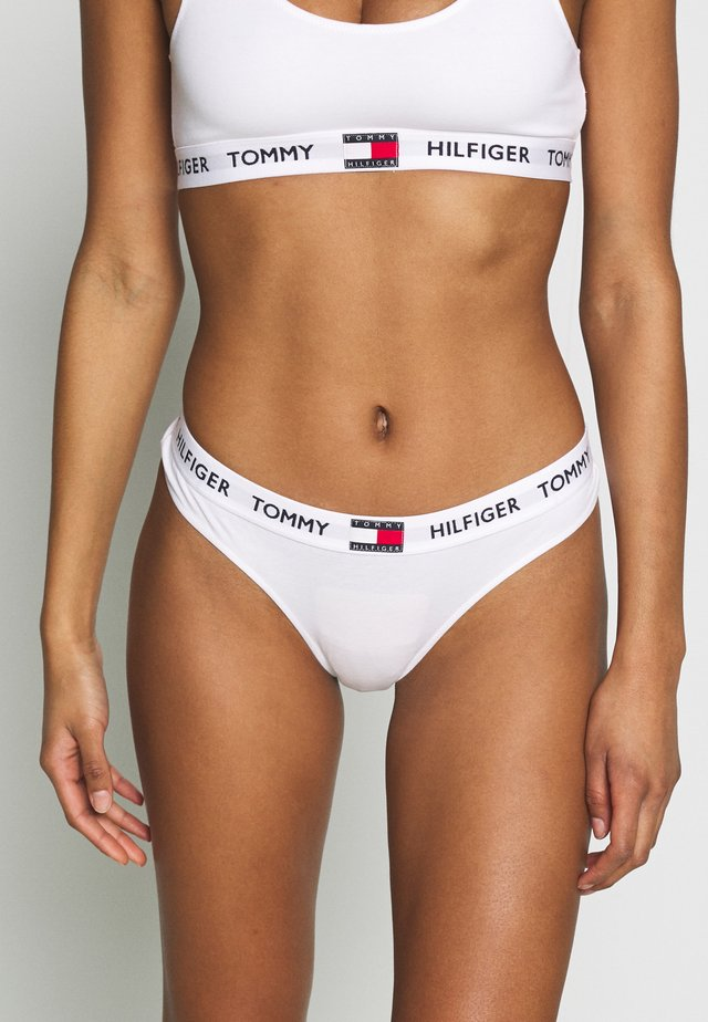 THONG - String - classic white