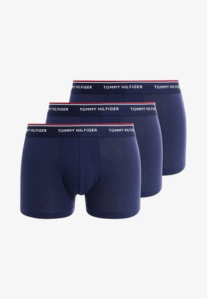 PREMIUM ESSENTIAL 3 PACK - Boxerky - peacoat