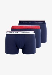 Tommy Hilfiger - PREMIUM ESSENTIAL 3 PACK - Shorty - dark blue - 6
