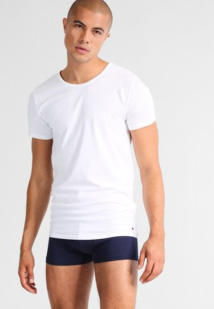 3 PACK - Undershirt - white