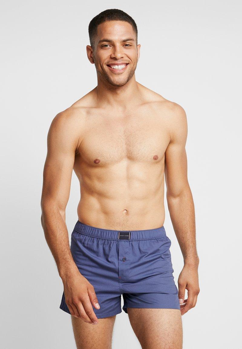 Tommy Hilfiger - 2 PACK - Boxershorts - dark blue/blue