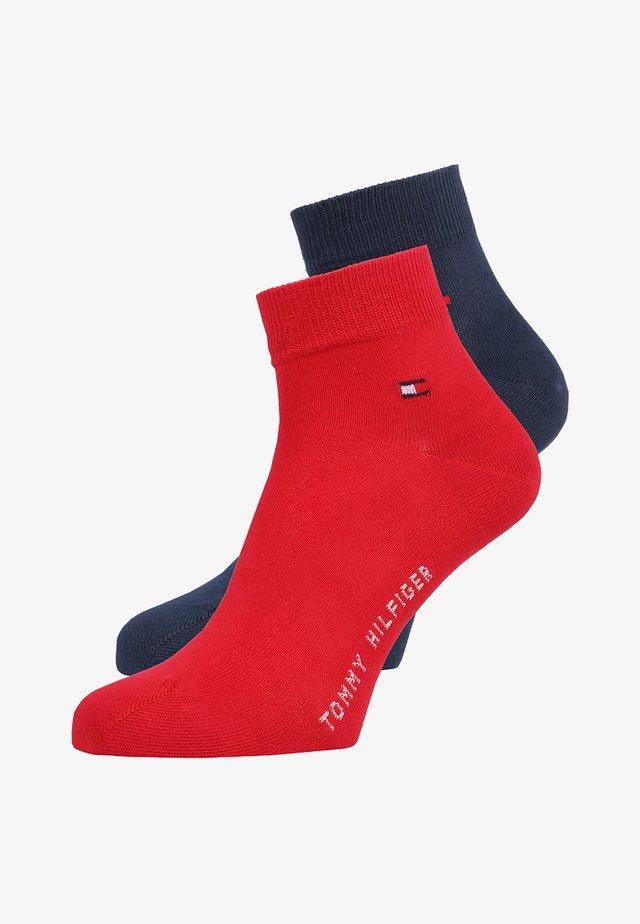 MEN QUARTER 2 PACK - Socks - tommy original