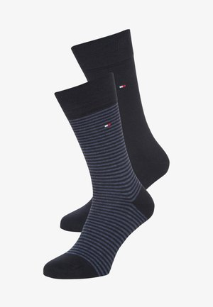 2 PACK - Sokker - dark navy