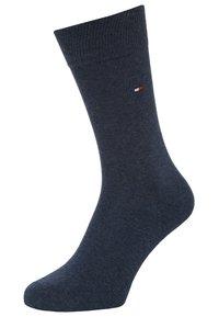 Tommy Hilfiger - 2 PACK - Socks - jeans - 1