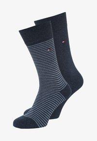 Tommy Hilfiger - 2 PACK - Socks - jeans - 0