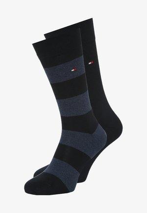 RUGBY 2 PACK - Socks - dark navy