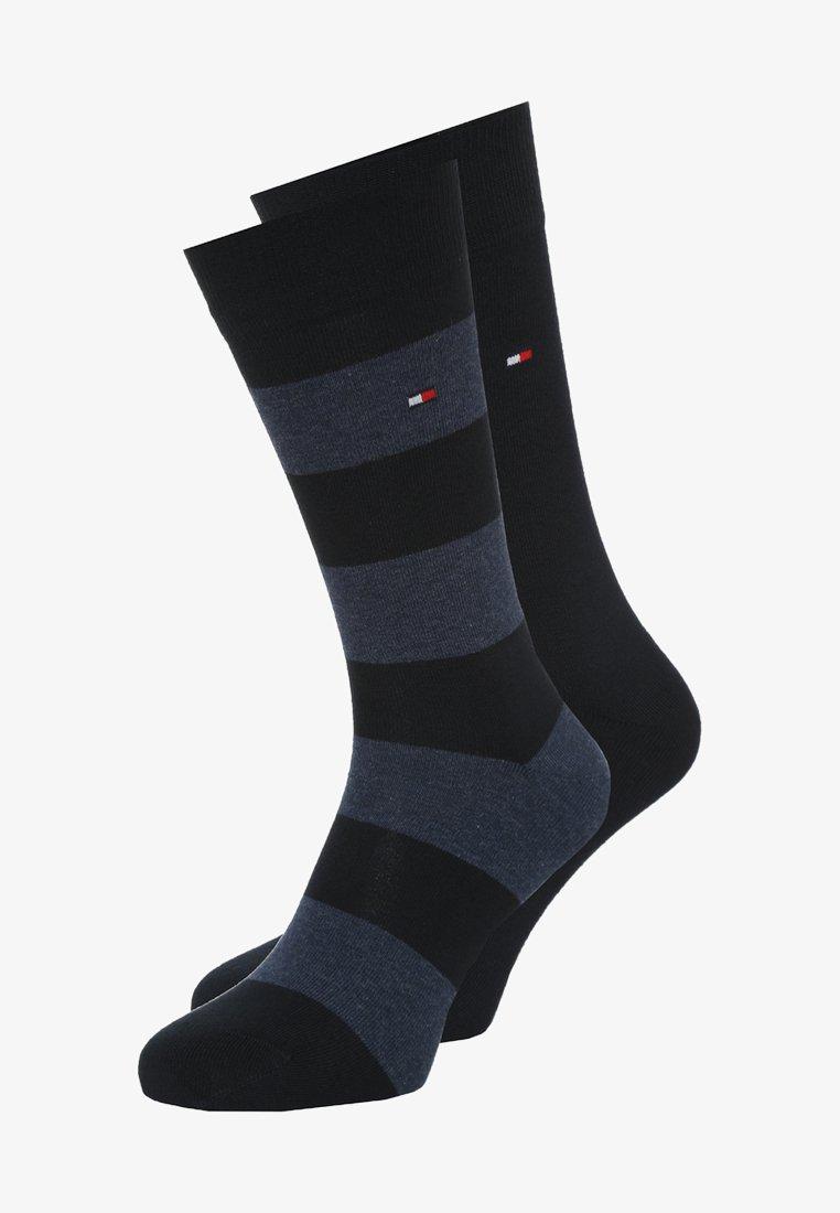 Tommy Hilfiger - RUGBY 2 PACK - Socken - dark navy