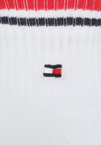 Tommy Hilfiger - MEN ICONIC SPORTS QUARTER 2 PACK - Sokken - white - 1