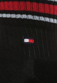 Tommy Hilfiger - MEN ICONIC SPORTS QUARTER 2 PACK - Chaussettes - black - 1