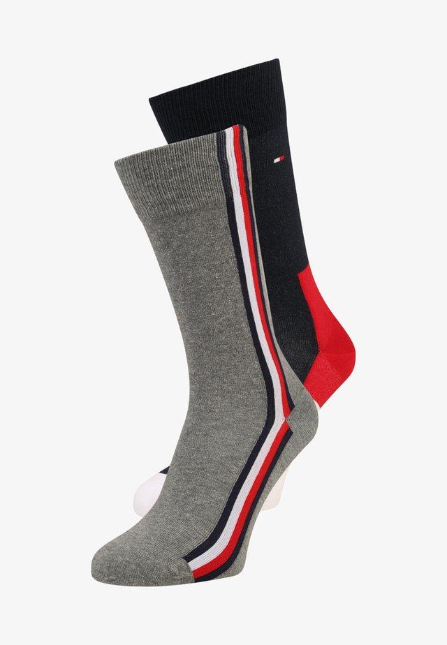 ICONIC HIDDEN 2 PACK - Socks - tommy original