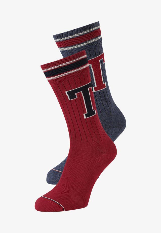PATCH 2 PACK - Socks - jeans