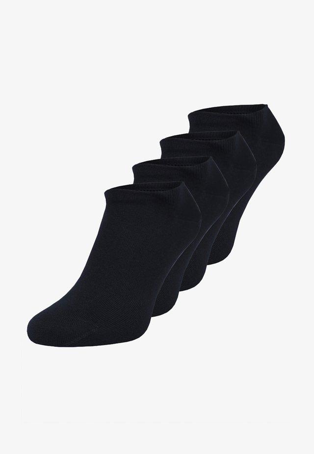 MEN SNEAKER 4 PACK - Socks - dark navy