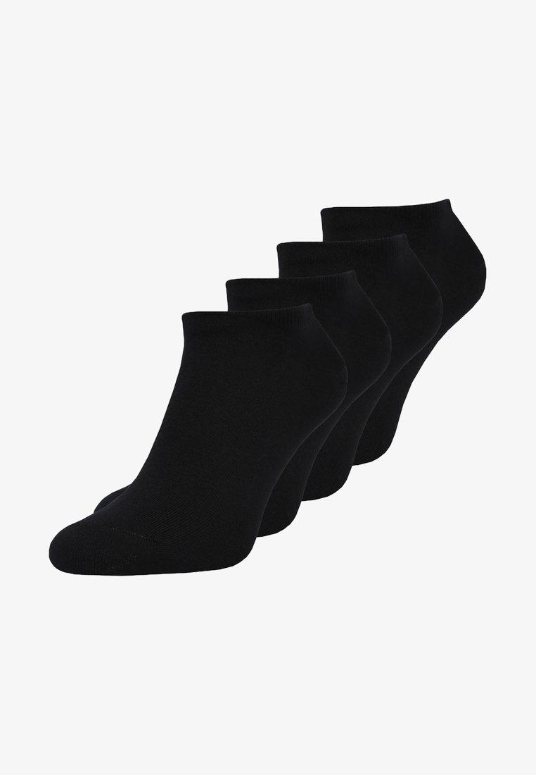 Tommy Hilfiger - MEN SNEAKER 4 PACK - Socken - black