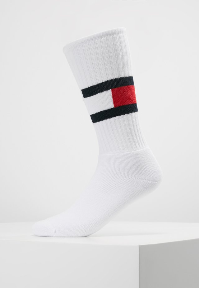 FLAG  - Calcetines - white