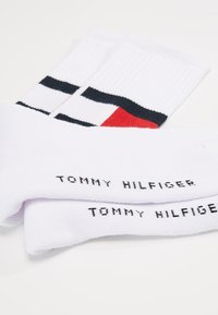 Tommy Hilfiger - FLAG  - Calcetines - white - 2