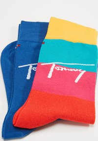 Tommy Hilfiger - THJBOY COLORBLOCK 2PACK - Sokken - mixed colors - 2